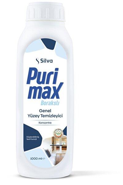 Purimax Genel Yüzey Temizleyici Doğal Içerikli Konsantre 1000 ml