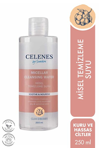 Celenes Cloudberry Misel Temızleme Suyu 250ml Kuru/hassas