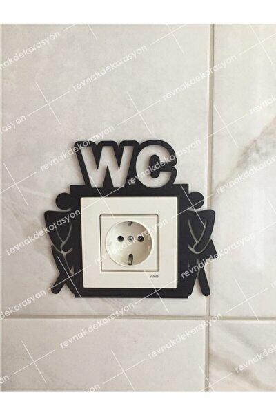 Tuvalet Priz Çerçevesi