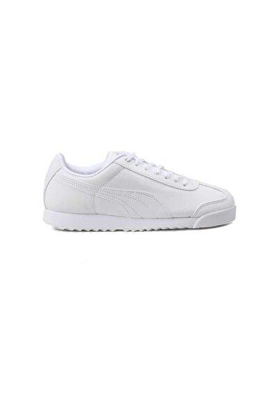 Kadın Roma Basic Beyaz Günlük Spor Ayakkabı 354259141