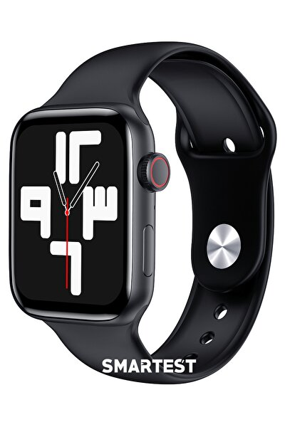 Çift Tuş Wireless Şarj Son Sürüm Smartwatch Ip67 Suya Dayanıklı Tüm Telefonlarla Uyumlu Akıllı Saat