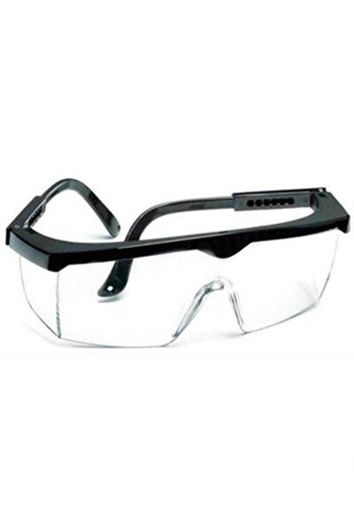 Koruyucu Ayarlanabilir Iş Güvenlik Gözlüğü Şeffaf