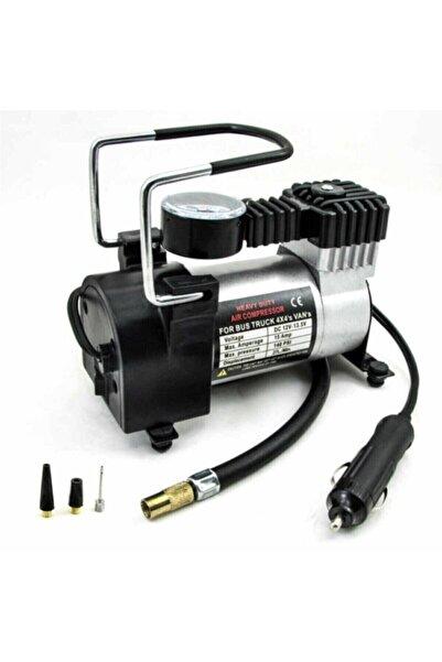 Araba Oto Araç Lastik Şişirme Pompası 100 Psi Kompresör Ac-580