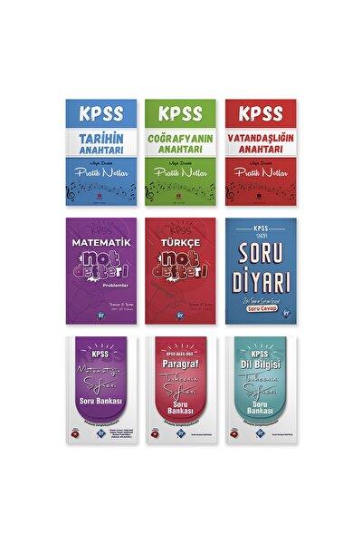 Kpss Gygk Mega Set - Genel Kültür Genel Yetenek Konu Anlatım Ve Soru Bankası Seti