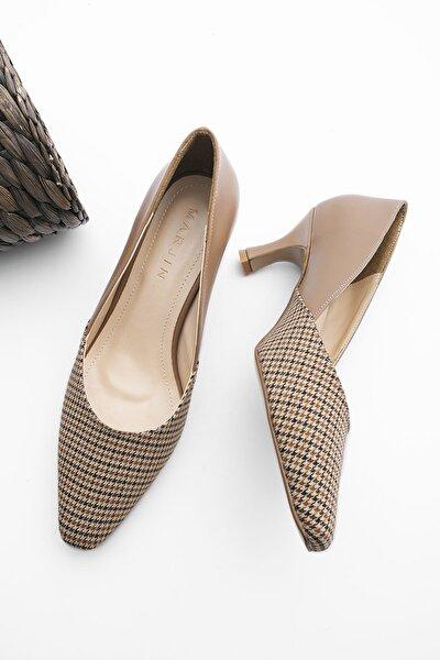 Kadın Stiletto Topuklu Ayakkabı Vonezvizon