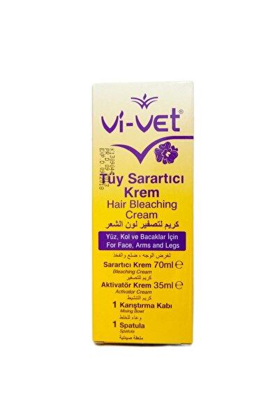 Vivet Tüy Sarartıcı Krem 35 ml +70 ml Paket