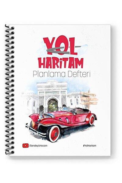 Yol Haritam Planlama Defteri (32 HAFTADA TYT-AYT DERSLERİ)