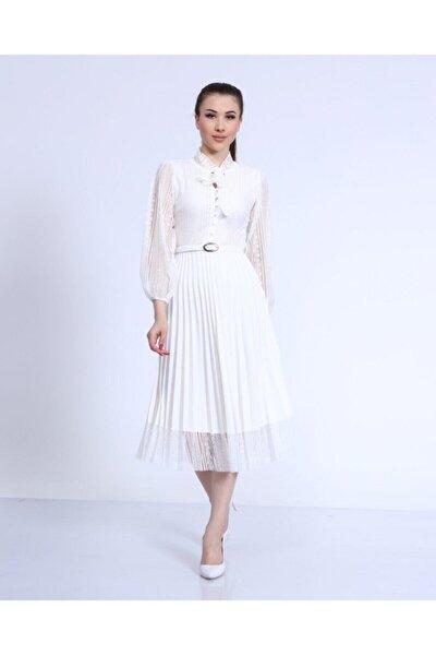 Fransız Tül Elbise