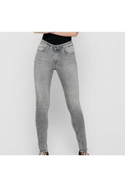 Gri Skinny Jean