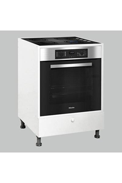 Ankastre Mutfak Dolabı Düz-çekmeceli-kapaklı Modül Tüm Setlere
