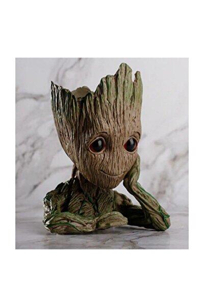 Groot Saksı Figür Kelemlik Baby Groot Mrvel