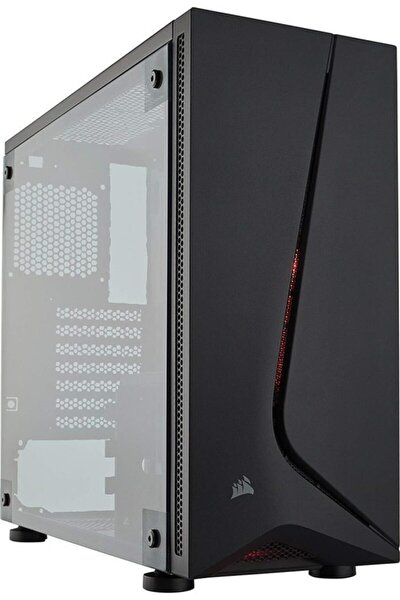 Cc-9011151-eu Carbide Spec 05 Siyah Bilgisayar Kasası - Vs550 80+ 550w Güç Kaynağı