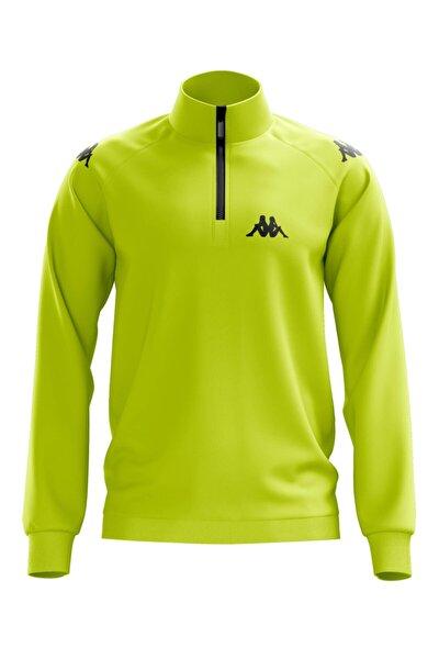 Y.fer.sw-shirt Acu Fıstık Yeşil