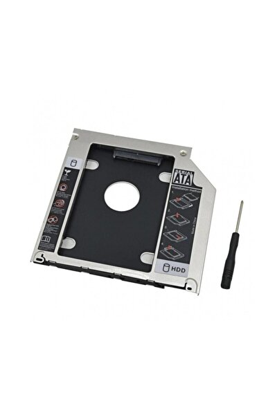 9.5mm Hdd Caddy Notebook Dvd To Ssd Kutu Sata Laptop Notebook Cd Kızak Ekstra Harddisk Slim
