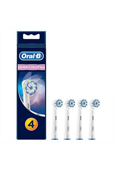 Diş Fırçası Yedek Başlığı Sensitive Ultra Thin 4 Ade