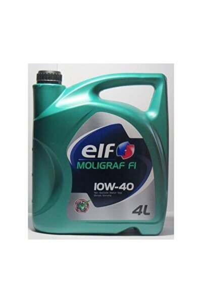 Elf Moligraf F1 10w/40 4 Lt Ü.t.(09/10/2020)