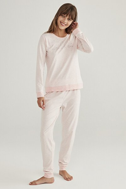 Stripy Pijama Takımı