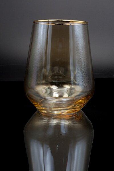 6 Parça Bal Altın Su Bardağı