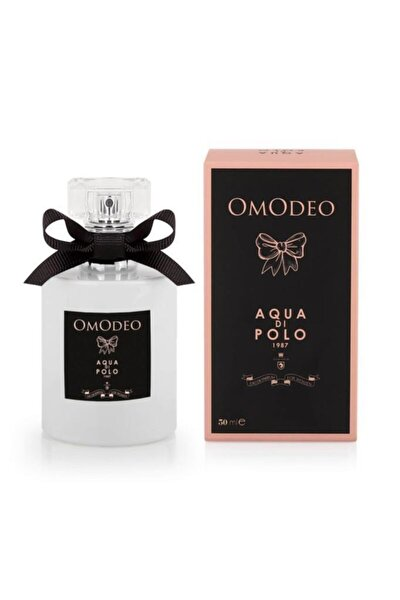 Aynı Butikte 2. Ürün 1 TL Omodeo Edp 50 ml Kadın Parfümü   5301010028837
