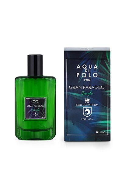Aynı Butikte 2. Ürün 1 TL Gran Paradiso Jungle Edp 50 ml Erkek Parfümü 8682367012784