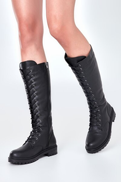 Siyah Kadın Çizme M0671033809