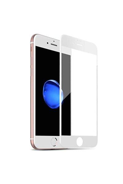 Apple Iphone 7 Beyaz Temperli Ekran Koruyucu Cam A Kalite