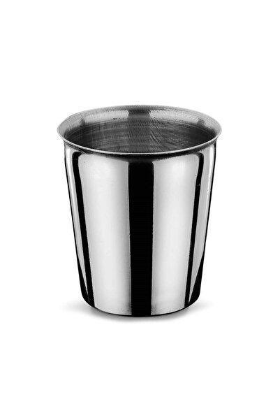 5 Adet Çelik Bardak 8 Cm.