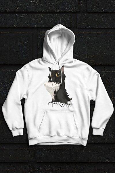 Sweatshirt Unisex Model : Sweet Cat