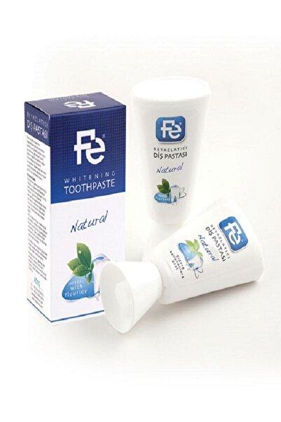 Beyazlatıcı Diş Pastası Natural Herbal