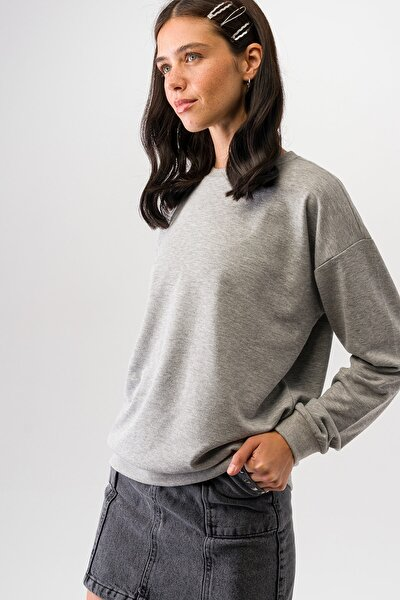 Kadın Sweatshirt Trend-82