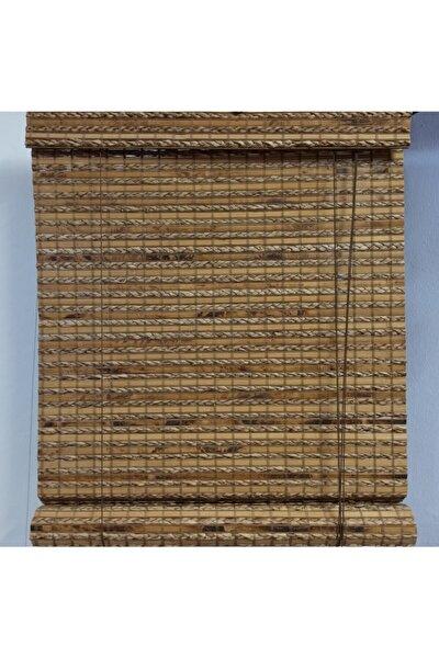 Ahşap Bambu Stor Perde