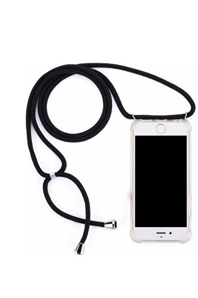 Iphone 6 / 6s Şeffaf Boyun Askılı Kılıf