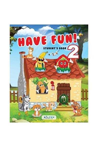 Ilkokul 2. Sınıf Ingilizce Seti Have Fun