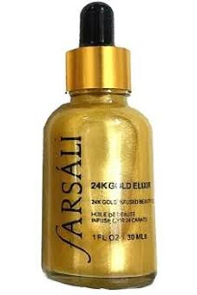 Makeup Farsali 24k Gold Eixir Serum