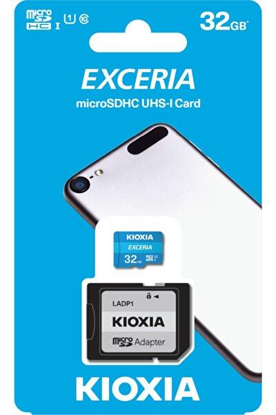 Kioxia Exceria 32gb Micro Sdhc Uhs-1 C10 100mb/sn