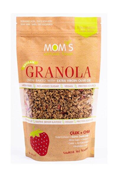 Moms Çilek Chia Granola 360 Gr