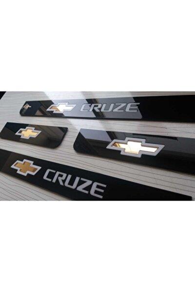 Chevrolet Cruze Sedan Hb Pleksi Kapı Eşiği Takımı (4 Parça)
