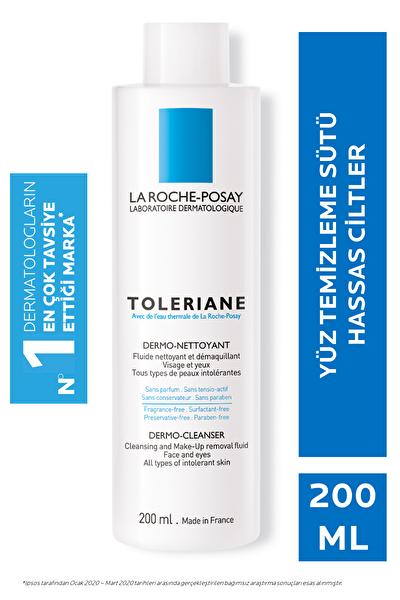 Toleriane Dermo Nettoyant Temizleme Sütü Ultra Hassas Ciltler 200 ml 3433422406599