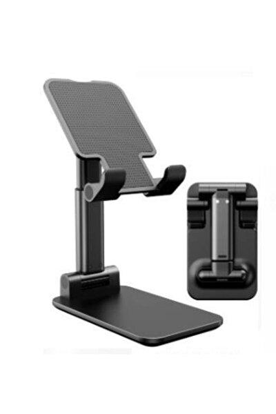 Masaüstü Katlanabilir Uzatmalı Telefon Tutucu Stand