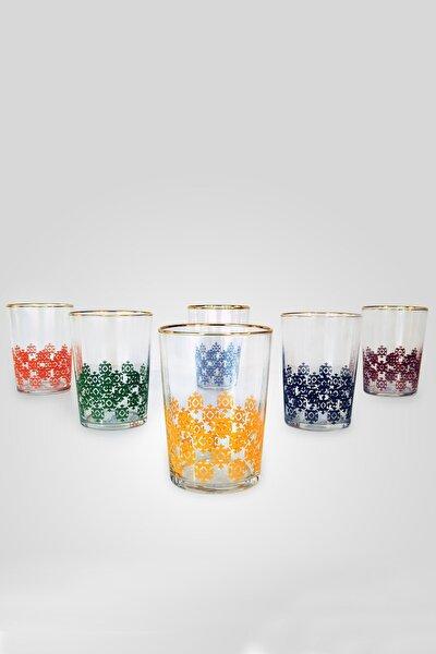 Ethnical 6'lı Su Bardağı Seti