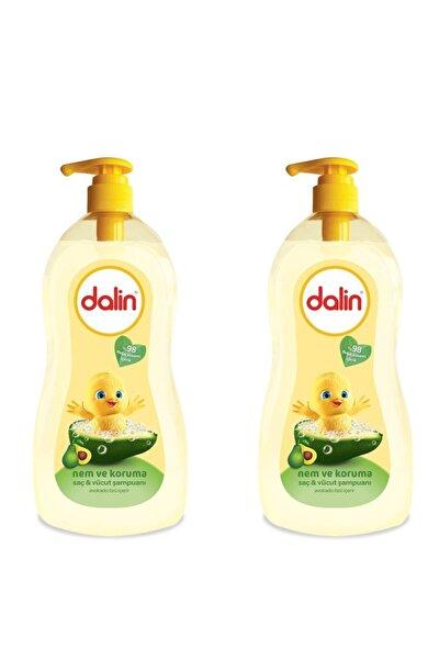 Nem ve Koruma Saç Ve Vücut Şampuanı 400 Ml X 2 Adet