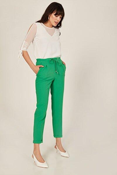 Kadın Yeşil Pantolon