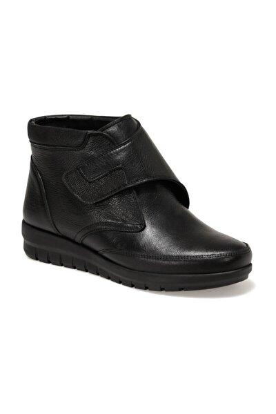 92.101054.Z Siyah Kadın Comfort Ayakkabı 100573781