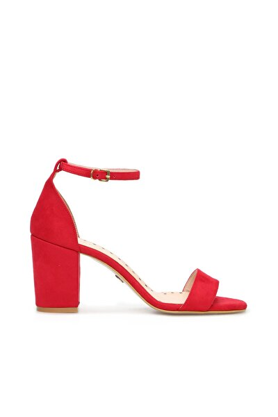 Kadın Kırmızı Sandalet 5021247