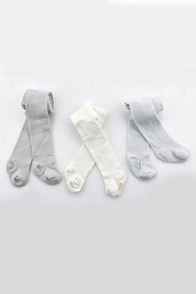 Unisex Külotlu Çorap 3'lü