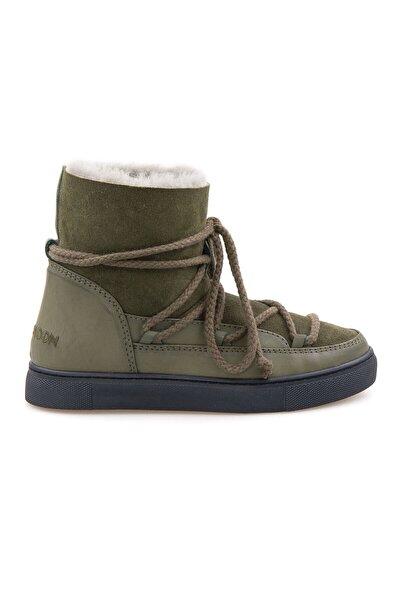 Hakiki Içi Kürk Kadın Sneaker 355050