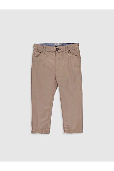 Erkek Bej Pantolon