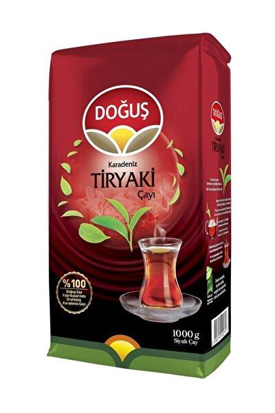 Karadeniz Tiryaki Dökme Siyah Çay 1000 gr