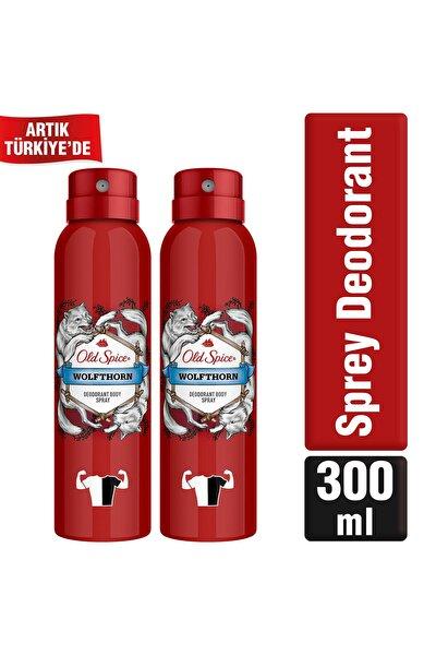Sprey Deodorant 150 ml Wolfthorn X 2
