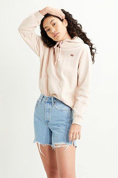 Kadın Kapüşonlu Sweatshirt 24693-0001-0004